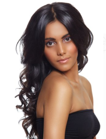 Beaded Sew-in Weft Hair Extensions