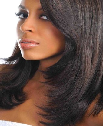 Chemical Relaxer Treatments and Texturizers for Ethnic and Multi Texture Hair in Gilbert AZ